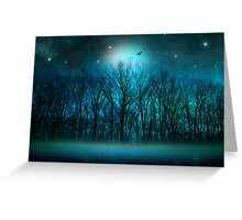 Take Deeper Roots Greeting Card