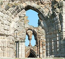 abbey ruins by photoeverywhere
