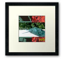 LIL UGLY MANE - Oblivion Access Framed Print