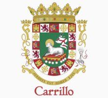 Carrillo Shield of Puerto Rico by William Martin