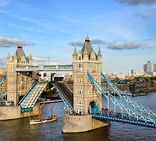Tower Bridge by Mark Sykes