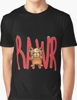 Teddiursa Graphic T-Shirt