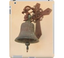 Old Bell iPad Case/Skin