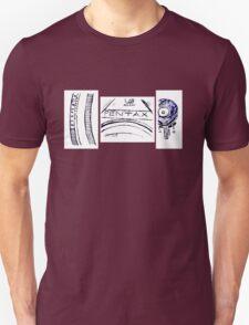 Vintage Camera Close Ups Unisex T-Shirt