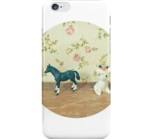 The Horse and Fawn iPhone Case/Skin