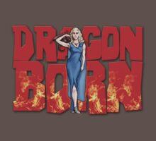 Dragon Born | Game of Thrones | Khaleesi Daenerys Targaryen Kids Clothes