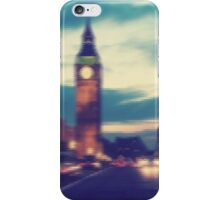 London Lights iPhone Case/Skin