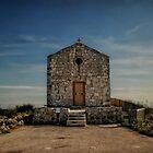 Malta - Chapel Dingli Cliffs by EmvandeBee