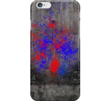 Spot a Color on the Gray iPhone Case/Skin