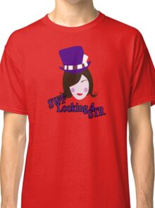 Mad Moxxie - Borderlands 2 (Simplified Face&Quote) Classic T-Shirt