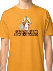Krieg (2)- Borderlands 2 (Simplified Face&Quote) Classic T-Shirt
