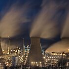 Grangemouth Refinery (1) by Karl Williams