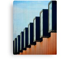 Diagonal Canvas Print