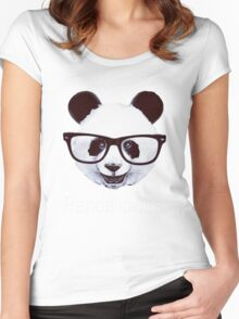 Pandalicious Women's Fitted Scoop T-Shirt