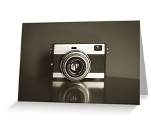 camera can steal your heart Greeting Card