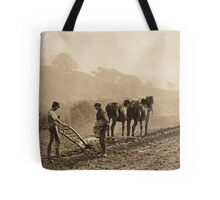 Dinner Time, from 'Sun Artists: A Serial of Artistic Photography' Tote Bag