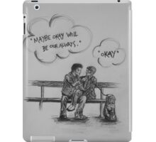 """Okay"" iPad Case/Skin"