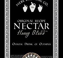 Fictional Brew - Nectar by Amanda Mayer