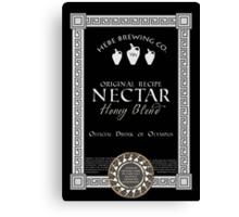 Fictional Brew - Nectar Canvas Print