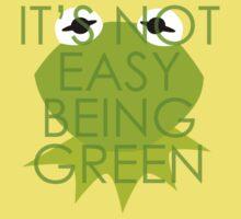 Being Green Kids Tee