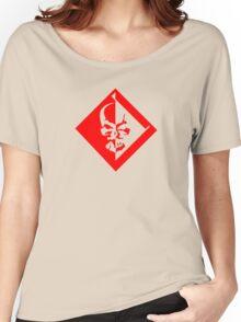 Desperado Logo - Metal Gear Rising  Women's Relaxed Fit T-Shirt