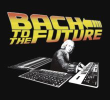 Bach To The Future. by SoftSocks