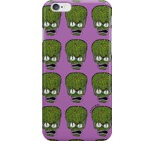 Saucer Man iPhone Case/Skin
