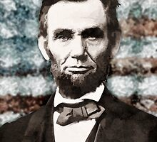 President Abraham Lincoln by morningdance