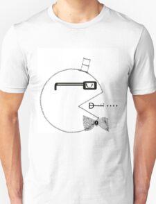 Hispter Pac-man T-Shirt