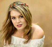Corinne - headshot by Malcolm Katon