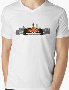 F1 Ferrari 312 Mens V-Neck T-Shirt