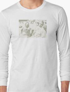 """The Big Lebowski 3"" Long Sleeve T-Shirt"