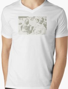 """The Big Lebowski 3"" Mens V-Neck T-Shirt"