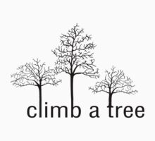 Climb a tree design by Mindful-Designs