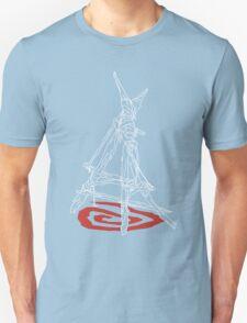 """Kids In The Woods"" White Unisex T-Shirt"