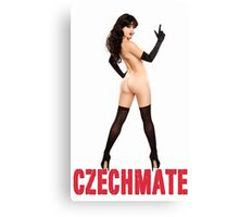 CzechMate Canvas Print