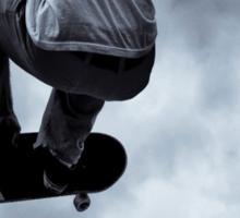 Skate style by Trinity Milano Sticker