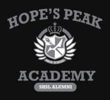 Hope's Peak Academy by cute-neko