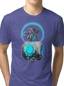 Halo Team mates, Master Chief and Arbiter Tri-blend T-Shirt