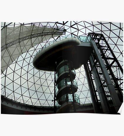 Victoria Square Dome..............Belfast Poster