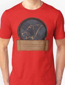Took an arrow to the knee Unisex T-Shirt