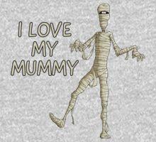 I love my mummy One Piece - Long Sleeve
