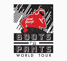Boots 'n Pants World Tour Unisex T-Shirt