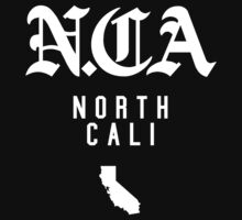 Northern California - North Cali Represent Kids Tee