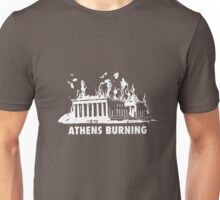 athens burning in stress Unisex T-Shirt