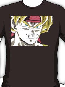 Bardock Will Eat You! T-Shirt