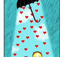 Umbrella Love by Mindful-Designs