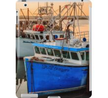 Yarmouth Harbour iPad Case/Skin