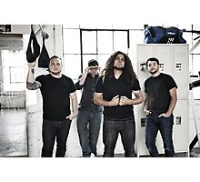 Coheed Poster Photographic Print