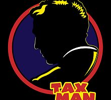 Tax Man by fishbiscuit